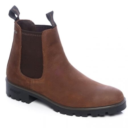 Dubarry Wicklow leather ankle boots