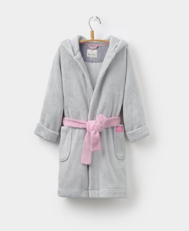 Joules Junior Nay Horse Dressing Gown, Girls - Wadswick