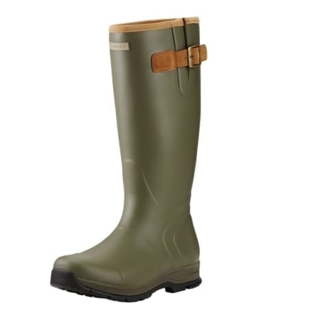 Ariat Burford Insulated Boot, Ladies-Olive Green