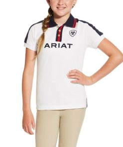 Ariat New Team Polo, Kids