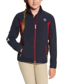 The Ariat New Team Softshell jacket,
