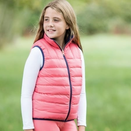 Equetech Junior Reversible Micro Gilet