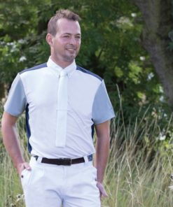 Equetech Wainscot Competition Shirt, Mens