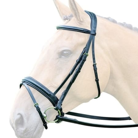 Bridleway Lavello Flash Crank Bridle