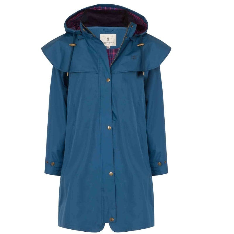 b15c98e045c Target Dry Lighthouse Outrider 3 4 Waterproof Coat - Wadswick ...