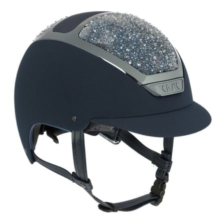 Kask Chrome Ligth Riding Hat Swarovski