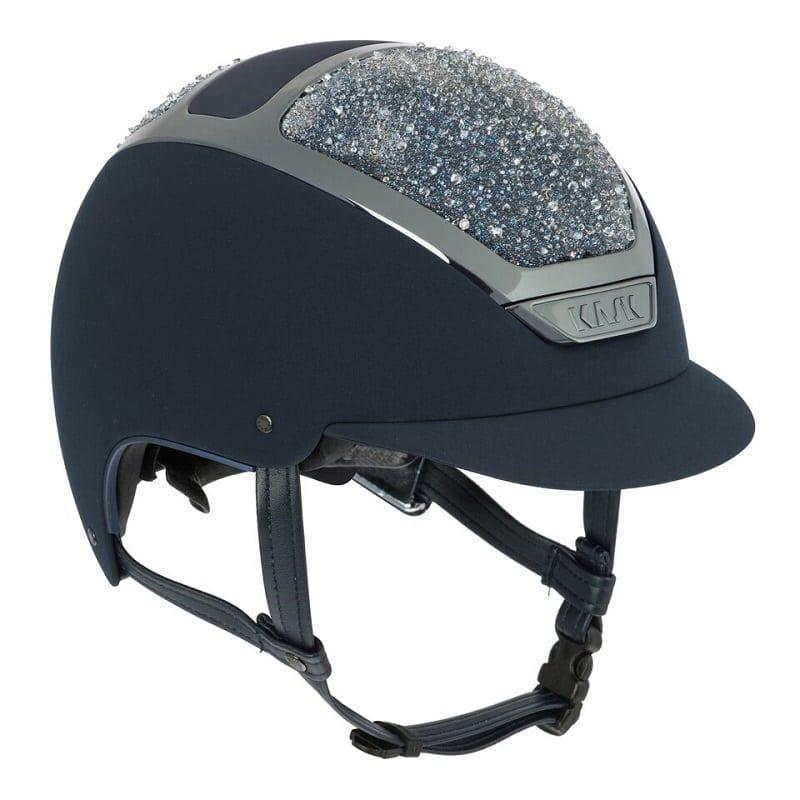 Kask Chrome Ligth Riding Hat Swarovski