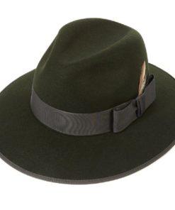 Christy's Madison Wool Felt Trilby Hat