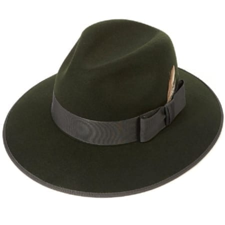 Christy's Madison Wool Felt Trilby Hat