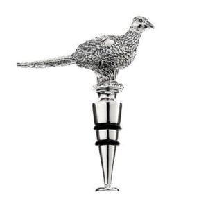 Orchid Designs Bottle Stopper, Pheasant