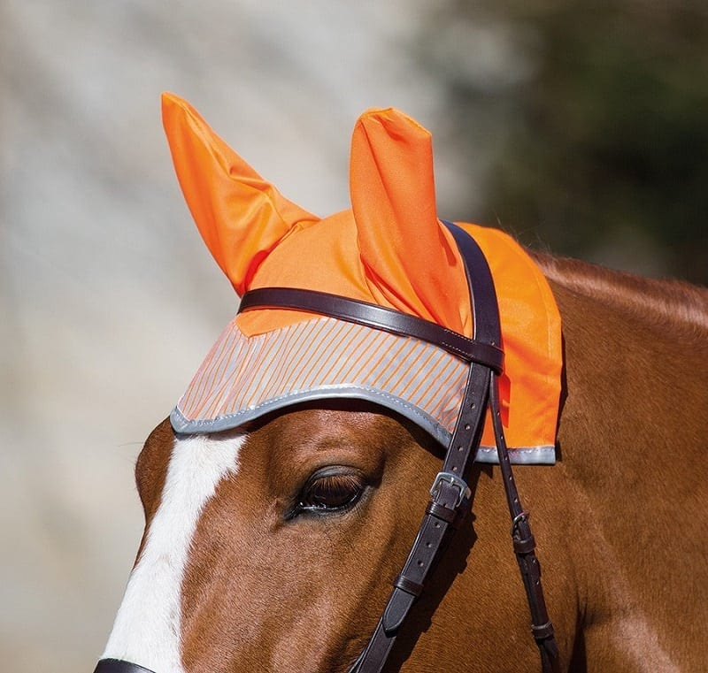 Bridleway Visibility Fly Veil