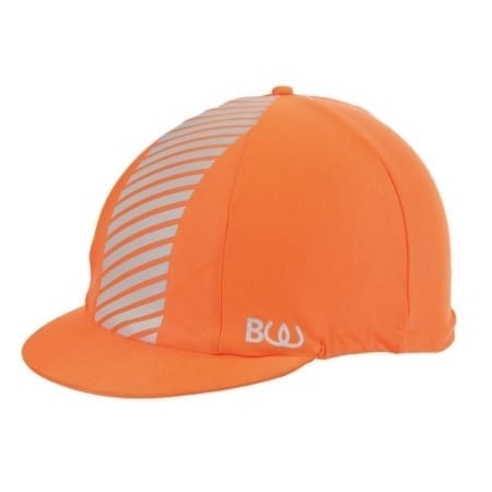 Bridleway Visibility Hat Cover, Orange