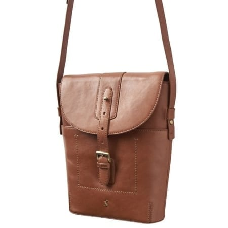 b695ee0f1a Joules Stratford Leather Cross Body Bag - Wadswick Country Store Ltd