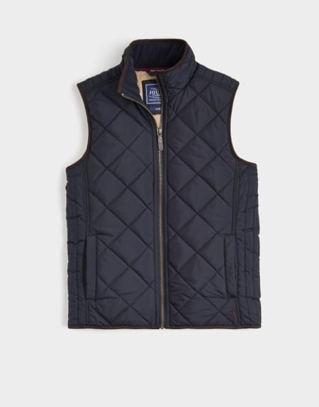 Joules Bradwell Quilted Gilet