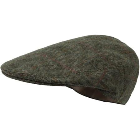 Schoffel Tweed Classic Cap
