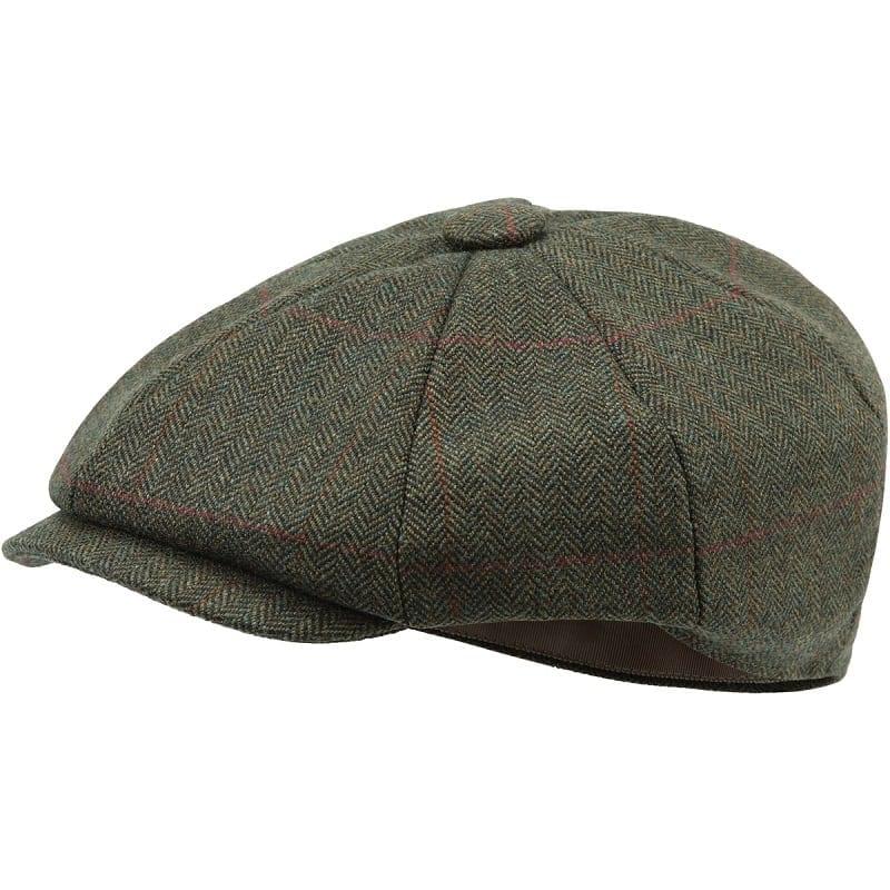 e2521f7d4c584 Schoffel NewsBoy Cap, Mens - Wadswick Country Store Ltd