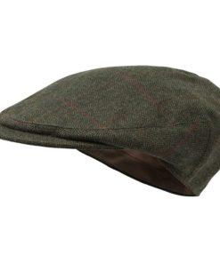 Schoffel Mens Tweed Cap