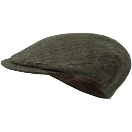 Schoffel Mens Tweed Cap