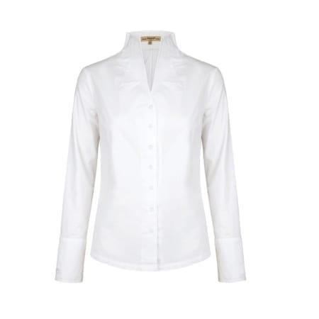 Dubarry Snowdrop Portrait Collar Shirt