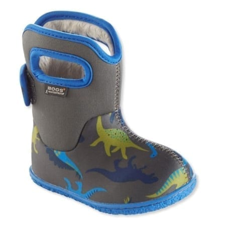 Bogs Baby Dino Rain Boot