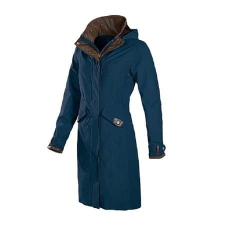 Baleno Navy Chelsea Coat