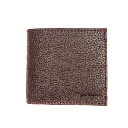 Barbour Grain Leather Wallet