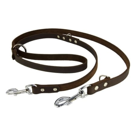 Earthbound Soft Country Large Leather Training Lead
