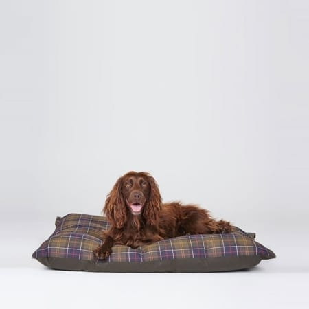 Barbour Waxed-Cotton Classic Dog Duvet