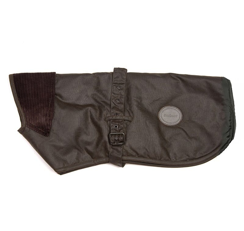Barbour Waxed Cotton Dog Coat Wadswick Country Store Ltd