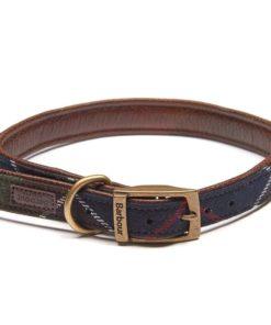 Barbour Wool Touch Tartan Classic Dog Collar