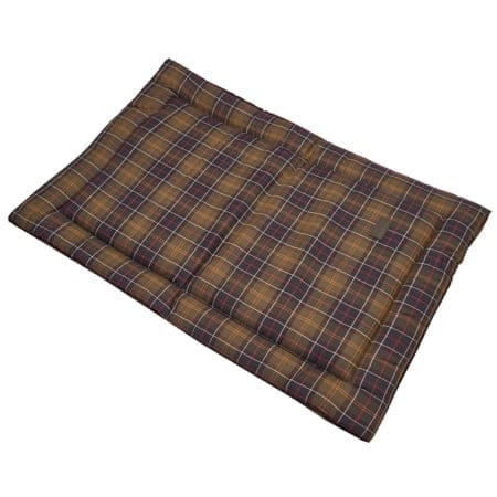 Barbour Classic Tartan Flat Pad Cushion
