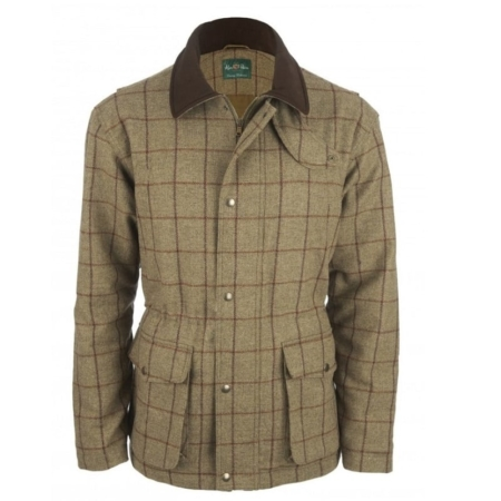 Alan Paine Chatham Field Coat, Olive