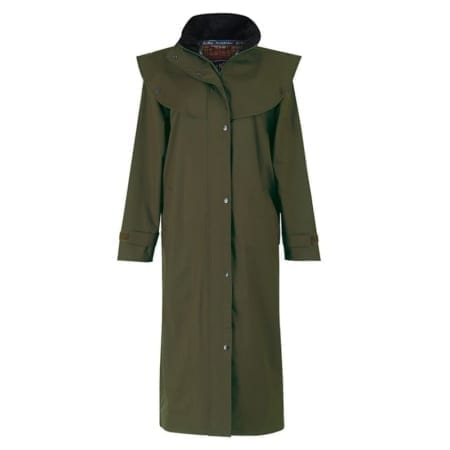 Jack Murphy Malvern Long Length Waterproof Coat