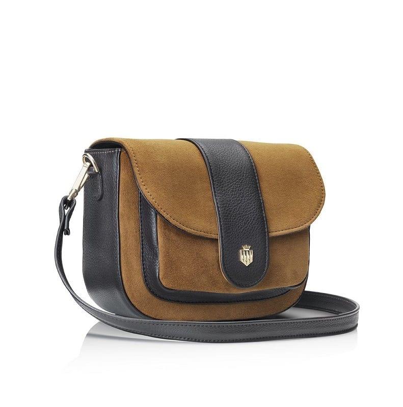 Fairfax & Favor Highcliffe Handbag, Tan