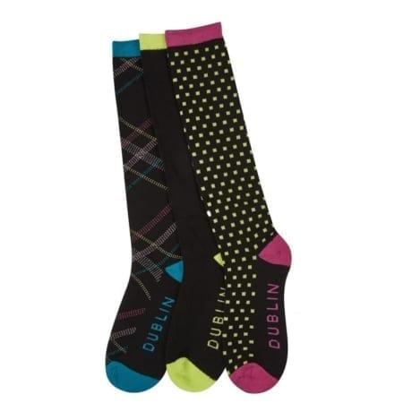 Dublin Linear Socks
