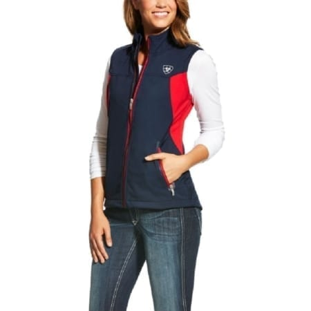 Ariat New Team Softshell Vest