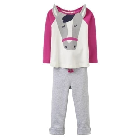 Joules Baby Amalie 3D Novelty Set