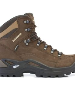Lowa Renegade Mens Goretex Mid Walking Boots