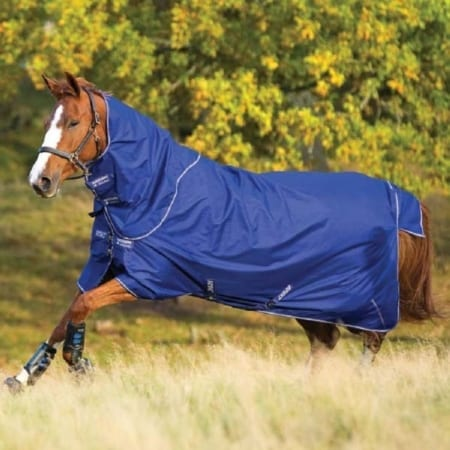 Amigo Hero 6 Plus Medium Turnout Rug