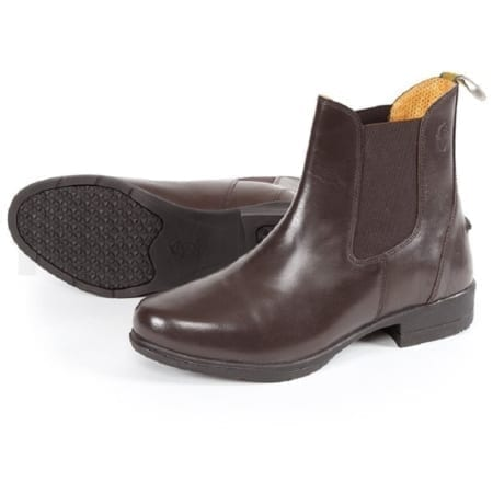 Shires Moretta Lucilla Adult Leather Jodhpur Boots