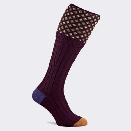 Pennine Envoy Mens Shooting Socks