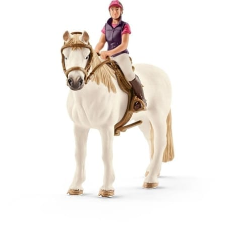 Schleich Horse Club Recreational Rider & Horse