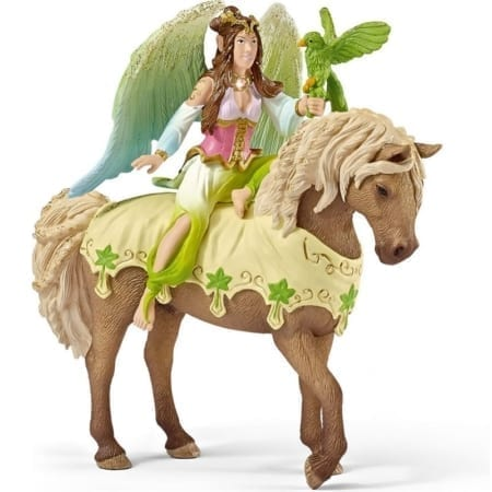Schleich Surah Riding In festive Clothes