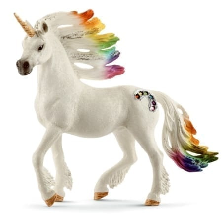 Schleich Bayala Rainbow Unicorn Stallion