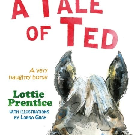 A Tale of Ted Book - A very Naughty Horse