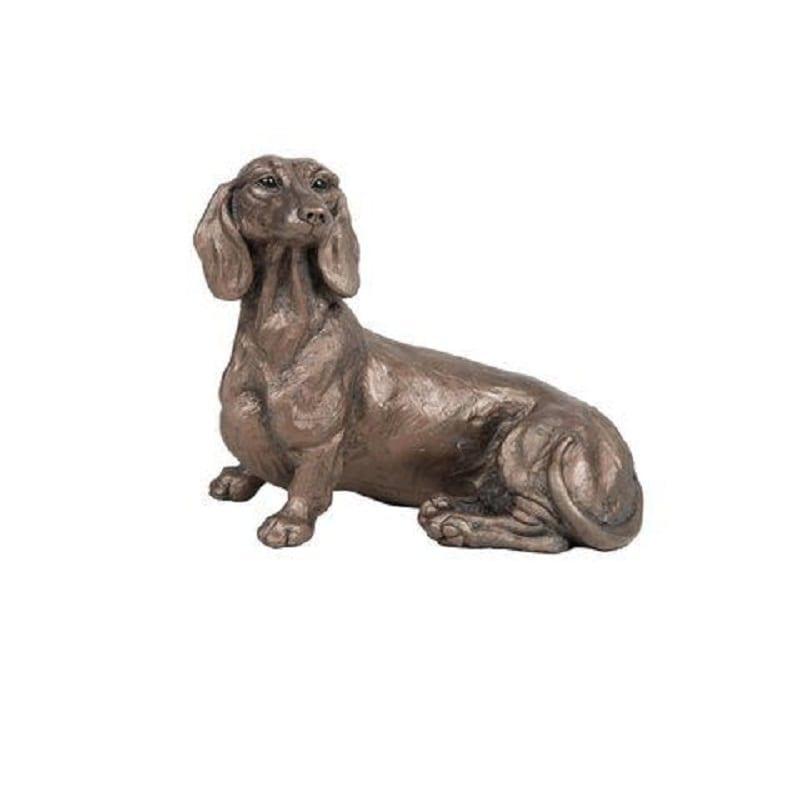 Frith Bronze Rififi Smooth Dachshund (HD102)