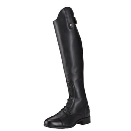 Ariat Heritage Contour II Black Field Zip Boots