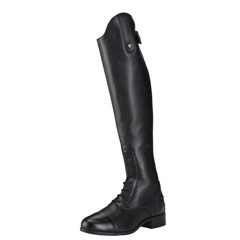 3659eb6278e Ariat Heritage Contour II Black Field Zip Boots