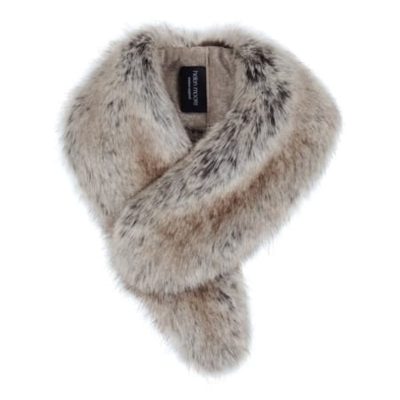 Helen Moore Faux Fur Vintage Collar