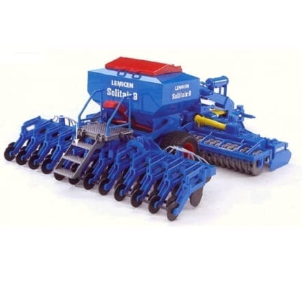 Bruder Lemken Solitaire 9 Sowing Combination